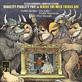 Knussen: Higglety Pigglety Pop !, Where the Wild Things Are / Oliver Knussen(cond), London Sinfonietta, etc