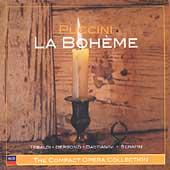 The Compact Opera Collection - Puccini: La Boheme / Serafin