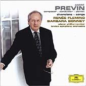Andre Previn -Composer-Conductor-Pianist / E.Dickinson, I.Dinesen, A.Previn (5/1, 2000) / VPO, LSO