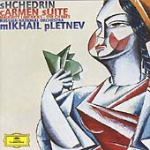 """Shchedrin: Carmen Suite, Concerto for Orchestra No.1 """"Naughty Limericks"""", No.2 """"The Chimes"""""""
