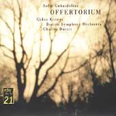 Gubaidulina: Offertorium, Hommage