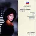 THE KIRI TE KANAWA SONGBOOK:GRANADOS/LISZT/OBRADORS/PURCELL/RACHMANINOV:K.TE KANAWA(S)/R.VIGNOLES(p)