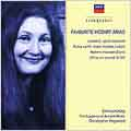 MOZART:ARIAS:EMMA KIRKBY(S)/STEVEN LUBIN(fp)/CHRISTOPHER HOGWOOD(cond)/AAM