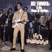 Ike's Instrumentals