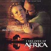 I Dreamed Of Africa (OST)
