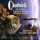 Chadwick: Tam O'Shanter, Melpomene Overture, etc / Serebrier