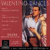 Argento: Valentino Dances, etc / Oue, Minnesota Orchestra