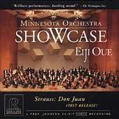 Showcase - Strauss, et al / Eiji Oue, Minnesota Orchestra