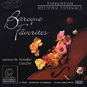Baroque Favorites / Tafelmusic, Helicon Ensemble