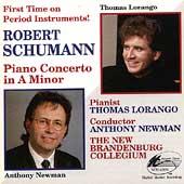 Schumann: Piano Concerto, etc / Lorango, Newman, etc