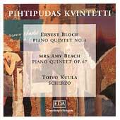 Bloch, Beach, Kuula: Quintets / Pihtipudas Kvintetti