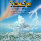 "Lloyd: Symphony no 4 ""Arctic"" / Lloyd, Albany SO"
