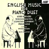 English Music for Piano Duet / Peter Lawson, Alan MacLean