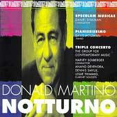 Martino: Notturno, Pianississimo, etc / Devendra, et al