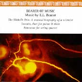 Bearer of Music - E. L. Bearer: Nicholls Trio, Toccata, etc