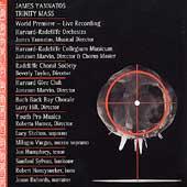Yannatos: Trinity Mass / Harvard-Radcliffe Orchestra, et al