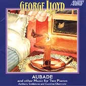 Lloyd: Aubade, etc / Anthony Goldstone, Caroline Clemmow