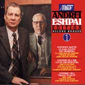 Andrei Eshpai Edition Vol 1 / Nikolaev, Ivanov, Chernushenko