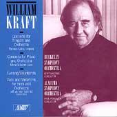 Kraft: Timpani Concerto, Piano Concerto, etc / Akins, et al