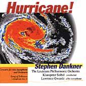 クラウスペーター・ザイベル/Hurricane - Danker: Orchestral Music ...