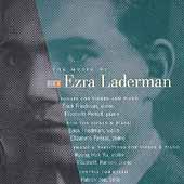 The Music of Ezra Laderman Vol 2 / Friedman, Parisot, et al