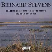 Stevens: Trios, Violin Sonata, etc / Sillito, Orton, Milne