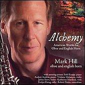 Alchemy -Heussenstamm/Dana Wilson/G.D'Alessio/etc:Mark Hill(ob&english horn)/Audrey Andrist(p)/etc