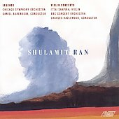 Shulamit Ran: Orchestral Music Featuring the Chicago Symphony -Legends, Violin Concerto / Daniel Barenboim(cond), CSO, etc