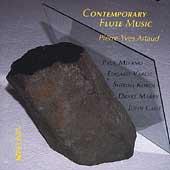 Contemporary Flute Music / Pierre-Yves Artaud