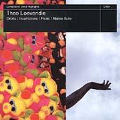 Loevendie: Orbits, Incantations, Flexio, Naima Suite
