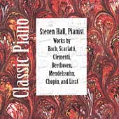 Classic Piano - Bach, Scarlatti, et al / Steven Hall