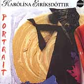 Karolina Eiriksdottir - Portrait