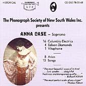 Anna Case - My Pretty Jane