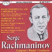 Rachmaninov - Composer, Pianist, Conductor