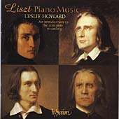 Liszt: Piano Music / Leslie Howard