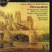 Dyson: Hierusalem, etc / Rennert, Hill, Royal Philharmonic