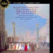 Myslivecek, Viotti, et al: Violin Concertos / Wallfisch, etc