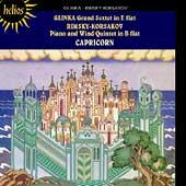 Glinka: Grand Sextet; Rimsky-Korsakov / Capricorn