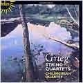 Grieg :String Quartets No.1 Op.27/No.2:Chilingirian Quartet
