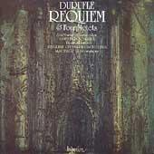 Durufle: Requiem, Four Motets / Matthew Best, Ann Murray