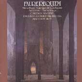 Faure:Requiem, Cantique de Racine, etc / Matthew Best