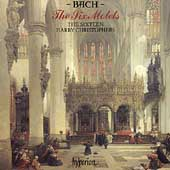 Bach: The Six Motets / Harry Christophers, The Sixteen