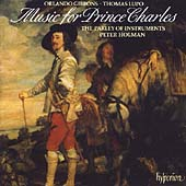 English Orpheus Vol 4- Music for Prince Charles / Holman