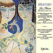 Stravinsky: Les Noces and Other Choral Music / Wood, Shepel