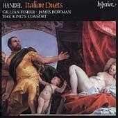 Handel: Italian Duets / Fisher, Bowman, King's Consort