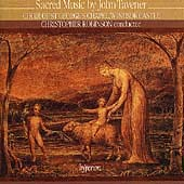 Sacred Music by John Tavener / Christopher Robinson