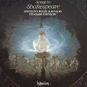 Songs to Shakespeare / Anthony Rolfe Johnson, Graham Johnson
