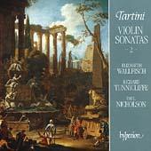 Tartini: Violin Sonatas Vol 2 / Locatelli Trio