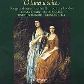 O Tuneful Voice - Songs and Duets from 18th-Century London