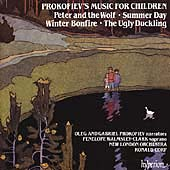 Prokofiev's Music for Children - Peter and the Wolf, etc